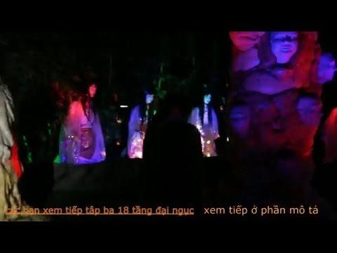 Khu du lịch suối tiên - Tham quan phụng hoàng tiên kinh di / Quang Thiện Vlogs