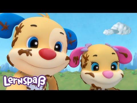 Das Auto waschen   Lernspaß   Fisher-Price Deutsch   Kinderlieder   Cartoons für Kinder