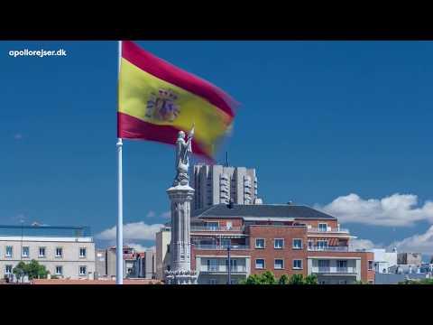 Storbyferie til Madrid - spændende seværdigheder, skøn gastronomi og shopping