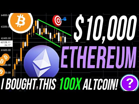 ETHEREUM TO ,000 IN 2021?!! BITCOIN ANALYSIS YOU CANNOT MISS!! THESE ALTCOINS ARE MAKING ME RICH!