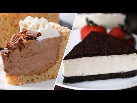 4 Easy No-Bake Cheesecake