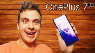 I Got a New Phone! OnePlus 7 Pro Review and First Impressions. Unboxing and Gaming Test.