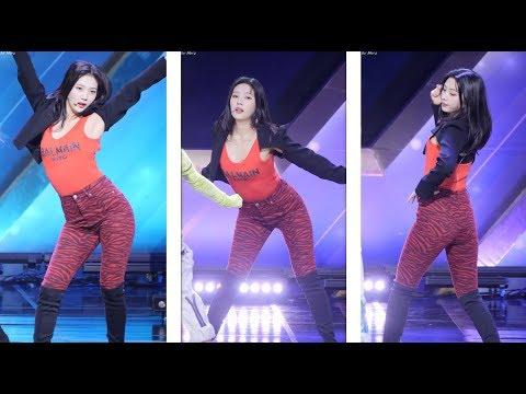 181210 레드벨벳 (Red Velvet) RBB (Really Bad Boy) [조이] JOY 직캠 Fancam (2018 골든글러브 시상식) by Mera