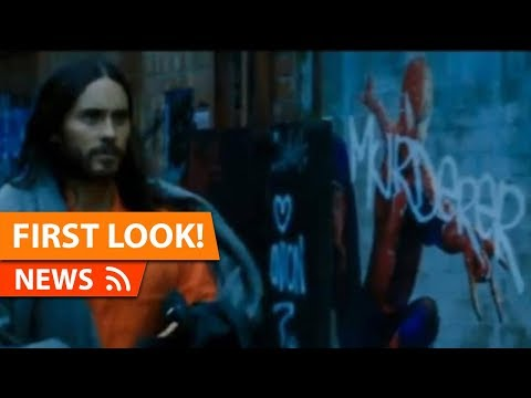 First Look at Spider-Man in Morbius & it's Sam Raimi's Version - Sony's Spider-Man & Venom Future