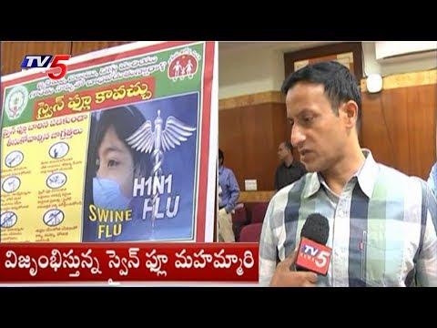 Swine Flu Cases Increased In Visakhapatnam | TV5 News