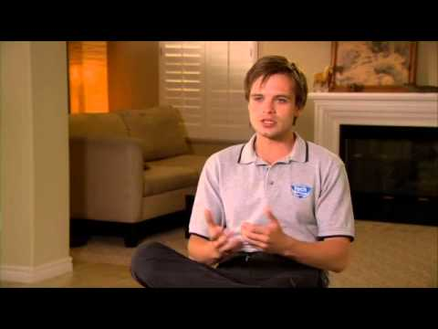 The Apparition Set Interview ~ Sebastian Stan - YouTube