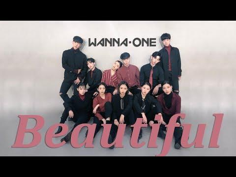 WannaOne (워너원) - Beautiful / Dance Cover.