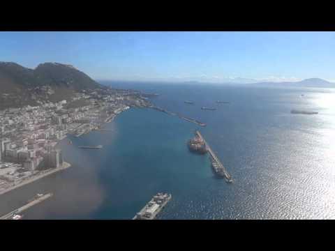 Gibraltar Airport Departure Runway 27