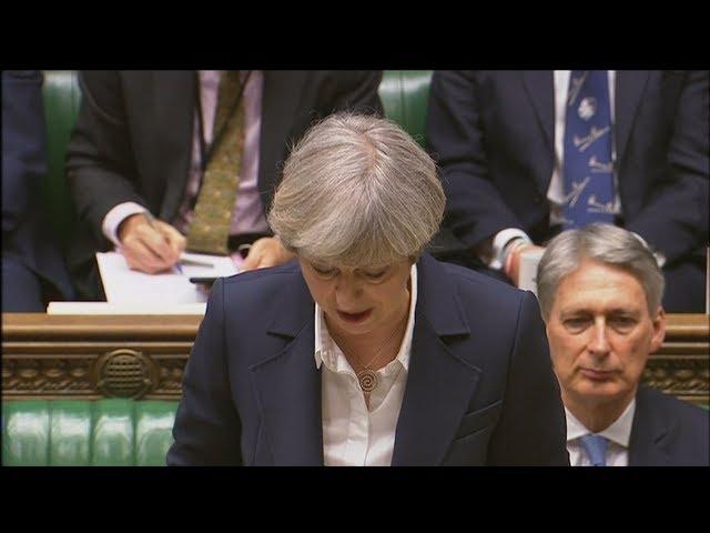 英保守黨突襲 將發動對梅伊不信任投票