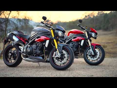 Cam Donald On Triumph's Speed Triple R and S | Road Test