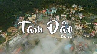 Tam Đảo Vĩnh Phúc Flycam - Drone Tam Dao Mountain Vietnam - Nếm TV