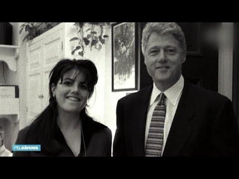 Monica Lewinsky openhartig over Clinton-affaire: 'Ik was echt verliefd' - RTL NIEUWS