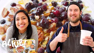 Brad and Priya Make Yogurt | It's Alive | Bon Appétit