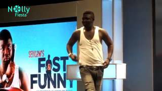 Seyi Law Fast and Funny