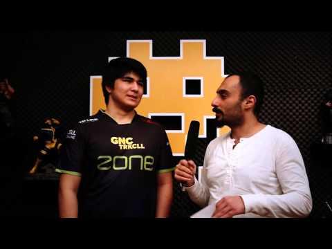 Ayata 'ZONE AYATA' Yıldırım - Hearthstone Multiplayer TV Röportajı