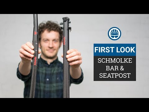 "The World's Lightest MTB Components"" | Joe's Schmolke Bar & Seatpost"