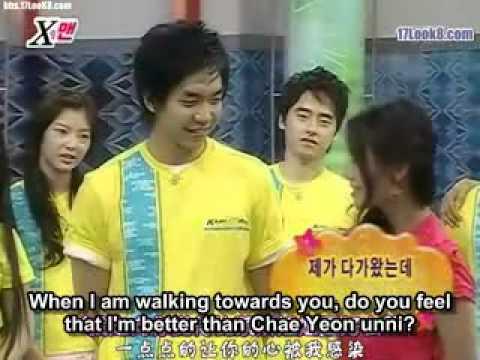# 64 Dangyunhaji  Lee Seung Gi vs  Nam Gyu R
