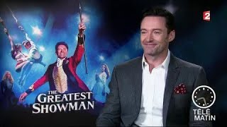 Cinéma - « The greatest showman » de Michael Gracey
