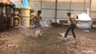 Tin nóng Diễn viên Tiến Vũ và diễn viên Lâm trí đánh nhau tại phim trường