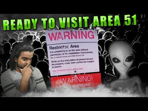 4 लाख लोग Area 51 में घुसने को तैयार   Facebook Event Post