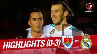 Resumen de CD Numancia vs Real Madrid (0-3)