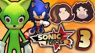 Sonic Forces: Gritty Backstory - PART 3 - Game Grumps
