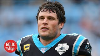 Panthers LB Luke Kuechly retires from the NFL at age 28 | Golic and Wingo