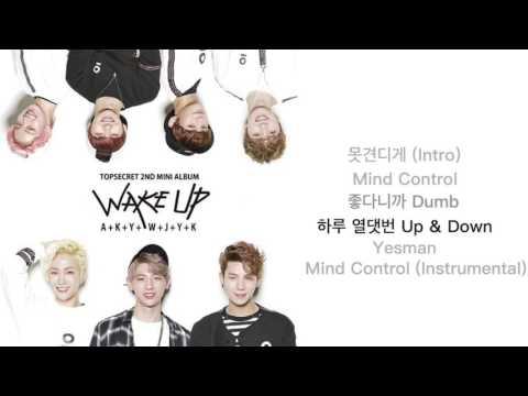 [Full Album] Top Secret - Wake Up
