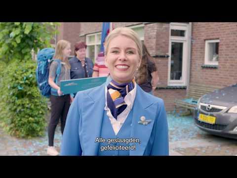 KLM's Geslaagde Actie 2018 - Winnaars!