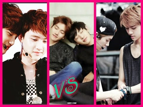 (TOP 5) Exo Ranking Couples 2016