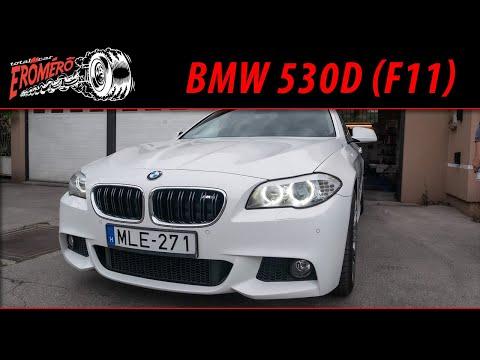 Totalcar Erőmérő: BMW 530d (F11) (2011)