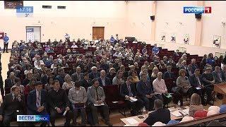 На базе политехничского университета проходит форум «Омская область — территория свободная от терроризма»