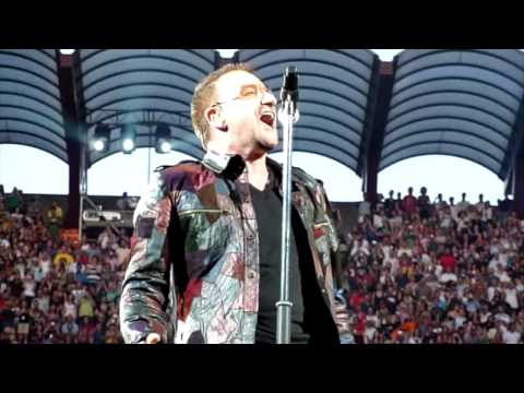 U2 Breathe (U2360° Tour Live From Milan) [Multicam 720p by Mek Vox with Ground Up's Audio]