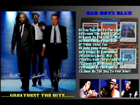 Bad Boys Blue - 64 Around The World [7 Mix Radio] [1985-2011] TK.