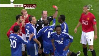 Manchester United v Chelsea - 2007/2008 [HD]