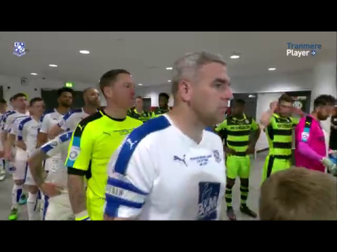 Tranmere Rovers vs Forest Green Rovers