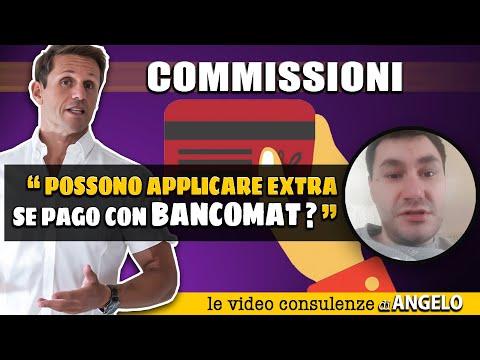 COMMISSIONI pagamento BANCOMAT: sono LECITE? | Avv. Angelo Greco