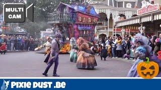 🎥Ultimate mix Mickey's Halloween Celebration 2018 Disneyland Paris
