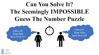 The Seemingly IMPOSSIBLE Guess The Number Logic Puzzle