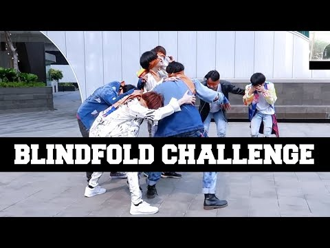 [K-POP Dance Challenge : Blindfold] BTS (방탄소년단) 'FAKE LOVE'