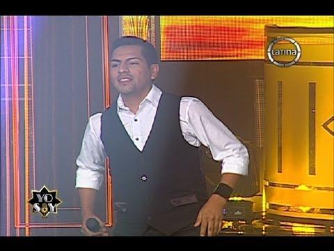 Víctor Manuelle enamoró al público de Yo Soy con