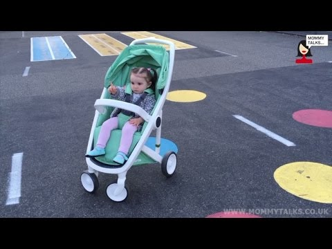 Greentom Upp Classic stroller review in New York USA