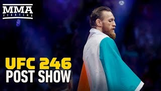 UFC 246 Post-Fight Show - MMA Fighting