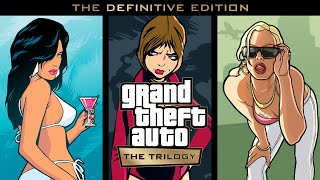 Grand Theft Auto: The Trilogy – The Definitive Edition Trailer