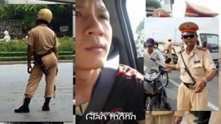 Cảnh sát giao thông và bảo kê đánh lái xe