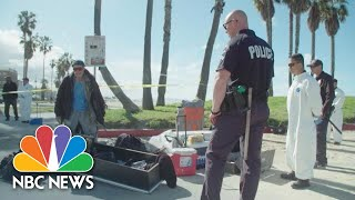 The Humanitarian Crisis In Plain Sight On The Streets Of L.A. | NBC News