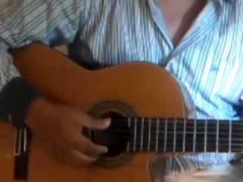 enseñanza rasgueo guitarra  boleros -1- shalo60