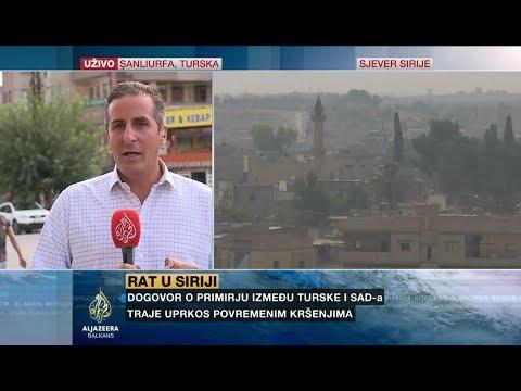 Šarić o ubistvu turskog vojnika i primirju u Siriji