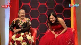 Lê Lộc hào hứng học hỏi cô vợ bá đạo kinh nghiệm 'nắm đầu chồng' – lần đầu gặp mẹ chồng gọi là bà😅