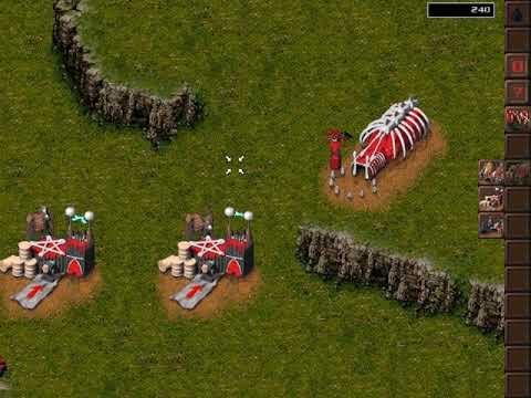 KKND: Krush Kill 'N Destroy (Evolved: Mission 3) (Beam Software) (MS-DOS) [1997] [PC Longplay]